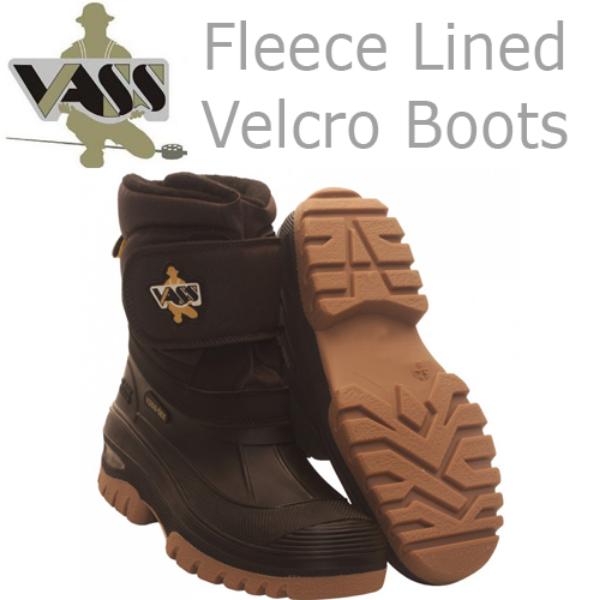 Picture of Vass Fleece Lined Winter Boots