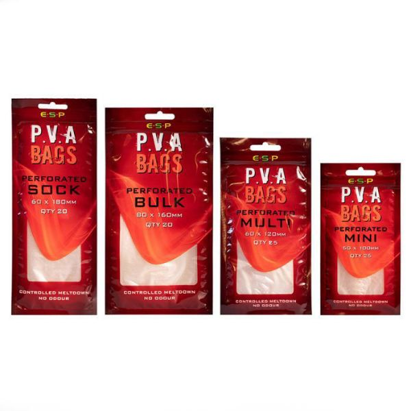 Picture of ESP PVA Bags  Perforated
